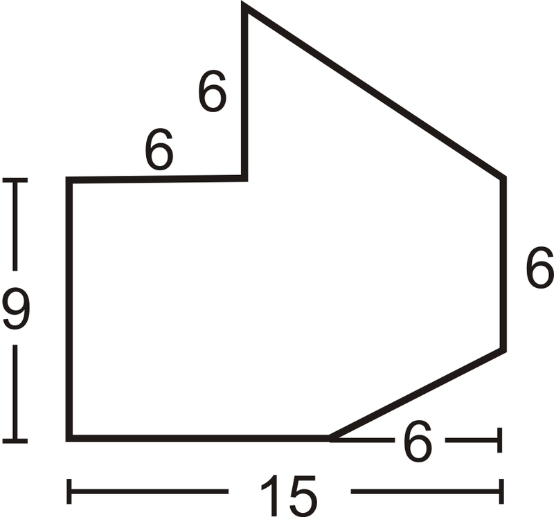 10 4   Area of Composite ShapesArea Of Composite Figures With Trapezoids