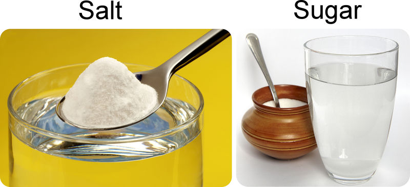 Examples Of Solubility