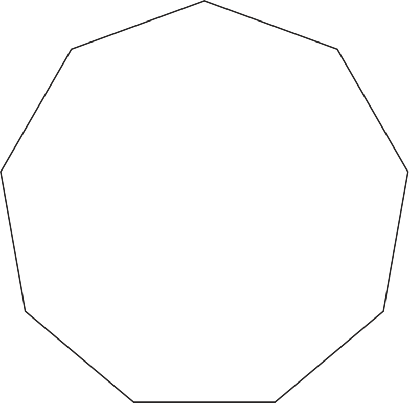 Classifying Polygons | CK-12 Foundation |Nonagon Shape In Real Life