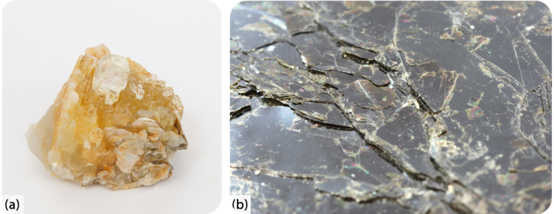 Beryl and biotite are both silicate minerals